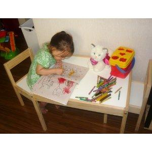 ikea children s kids table 2 chairs set furniture idol classifeds
